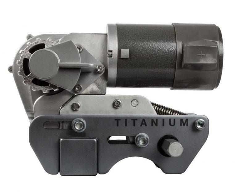 Purpleline ego titanium
