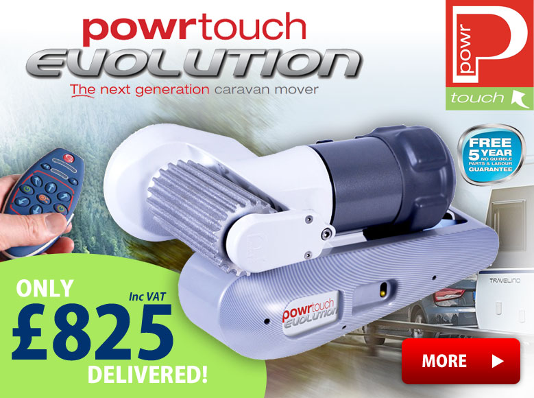 powrtouch evolution caravan movers