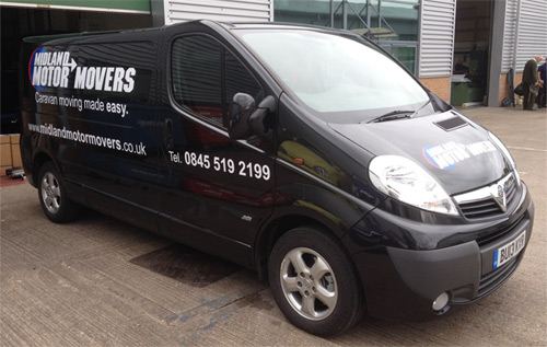 Caravan mover uk installation services