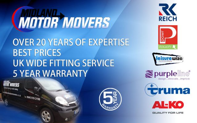 Why choose midland caravan mvoers