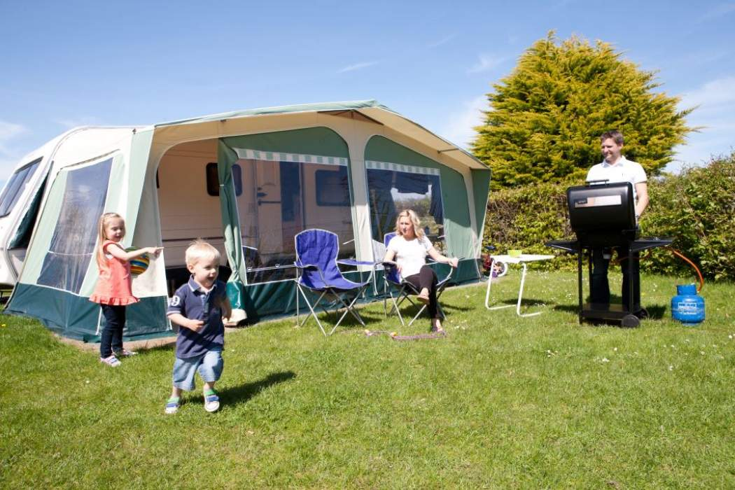 family-on-caravanning-holiday