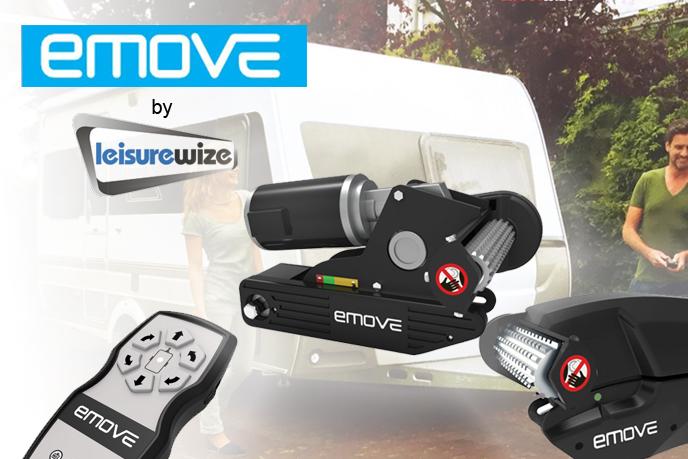 emove caravan movers by leisurewize