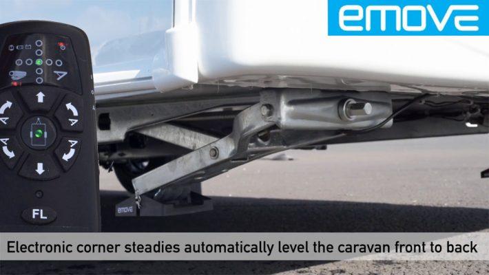 emove caravan leveller
