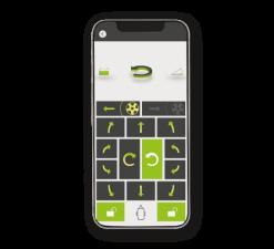 reich easydriver app control